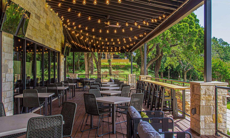 Persimmons Restaurant, Texas
